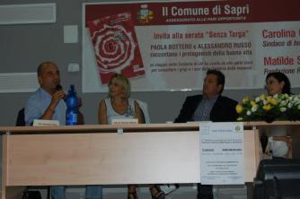 "CAROLINA GIRASOLE | Sapri ""senza targa"" | 22/09/2012"