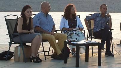 Lamezia 25/07/14 E.Ruperto, A.Russo, S.Garofalo, S.D'Elia |Marchiati|
