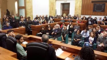 Reggio Calabria 14/11/14 il battesimo di Beltempo