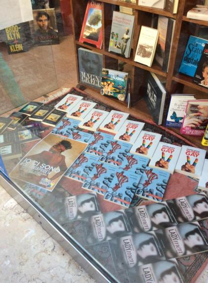 libreria Nuova Ave, Rc