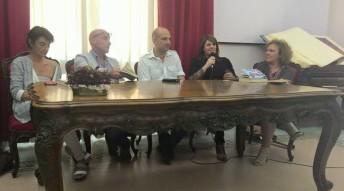 Reggio Calabria 30/05/15 P.Bottero, C.Indellicati, A.Russo, P.Nardi, A.Illiano |informazione e disinformazione |