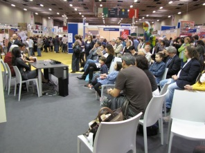 Torino 18/05/13 il Pogrom della Continassa al XVI Salone internazionale del Libro