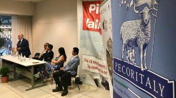 L'evento nel Presidio Slow Food con i Presidenti del Consiglio del Piemonte, Boeti, e della Calabria, Irto