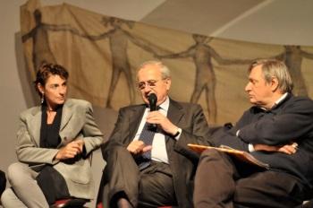 LUIGI DE SENA, LUIGI CIOTTI | Torino, San Secondo, Realtà e memoria | 20/04/2012