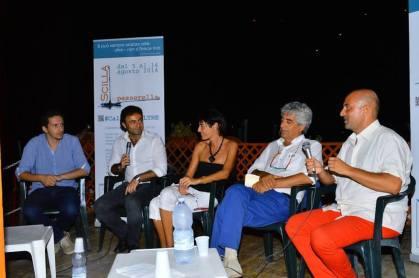 MOLLO, DE BERNARDO, GANGEMI | Scilla in passerella | 09/08/2014