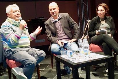VANNI PICCOLO, GIOVANNA CASADIO | Vibo, Leggere & Scrivere | 25/10/2014