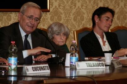 LUIGI DE SENA, ADELE CAMBRIA | Roma, Palazzo Valentini, Il percorso della memoria | 9/12/2011