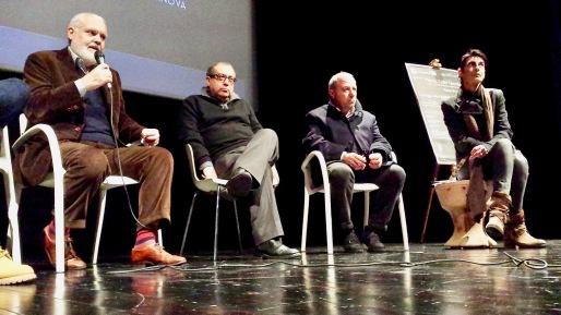 GIORDANA, DE MASI, ALBANESE | Cittanova, Il coraggio oltre la narrazione | 11/02/2016