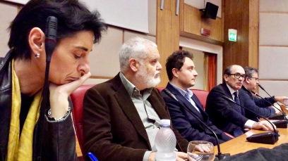 GIORDANA, PRATICÒ, CAFIERO DE RAHO, STAMILE | Reggio Calabria, Il coraggio oltre la narrazione | 12/02/2016