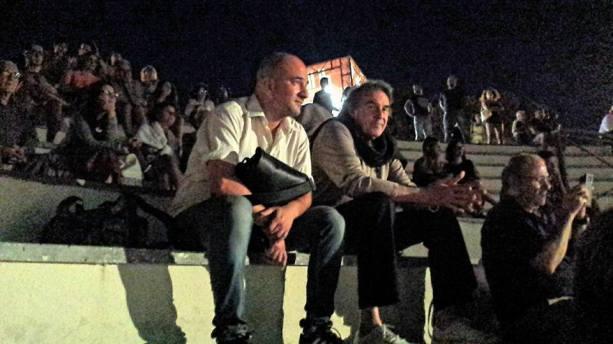 CARLO MASSARINI | Reggio Calabria, Tabularasa | 21/07/2016