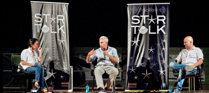 ANTONIO PADELLARO | Scilla, piazza S. Rocco, StarTalk | 03/08/2017