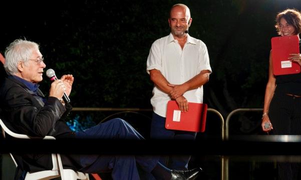 il Premio Oscar GIANNI QUARANTA | Scilla Cinema d'autore | 28/08/2017