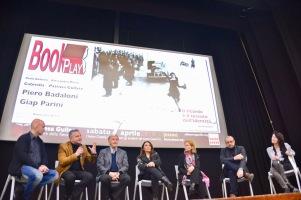 PIERO BADALONI, NIPOTI DI TERESA GULLACE | Cittanova, BookToPlay | 08/04/2018