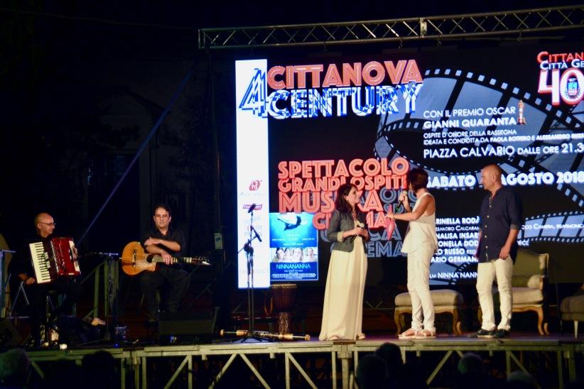 MARINELLA RODÀ | Cittanova, C4C | 04/08/2018